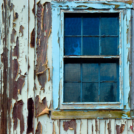 Blue Window, Lanai City